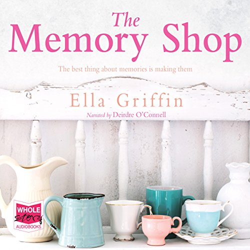 The Memory Shop audiobook cover art
