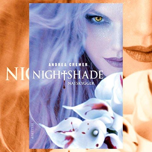 Natskygger audiobook cover art