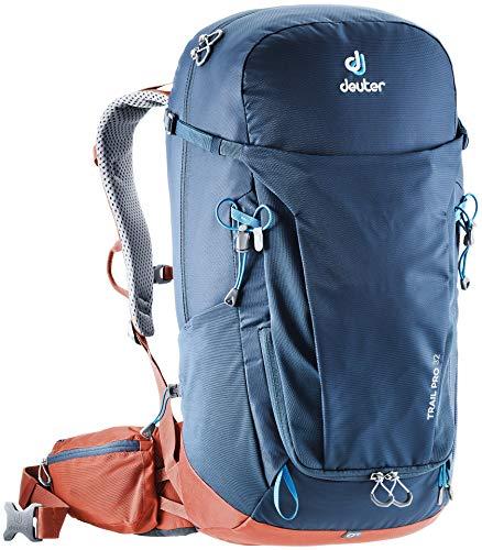Mochila Trail Pro 32 2019 Azul marino, Deuter