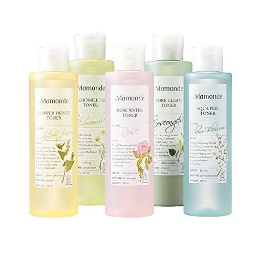 Mamonde Flower Toner 250Ml 5 Types For Various Skin Condition (Pore Clean)