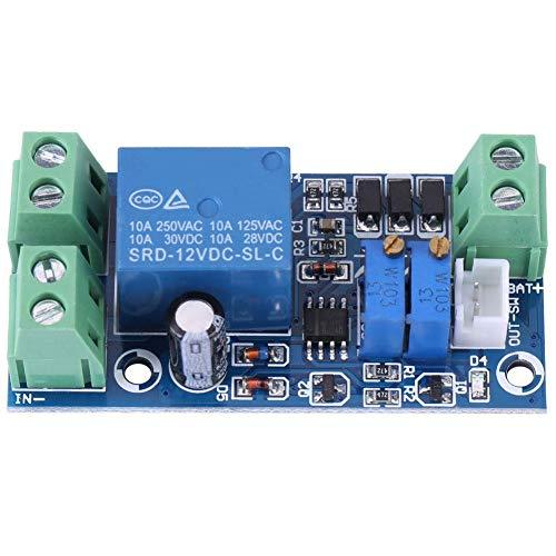 Unterspannungsregler-Modul 12 V Batterie-Schutzplatine Unterspannung Regler-Modul automatisch ein- / ausschalten