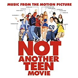 Music From The Motion Picture Not Another Teen Movie Cover