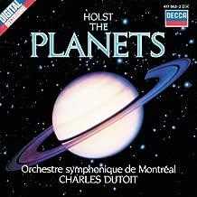 gustav holst the planets cd