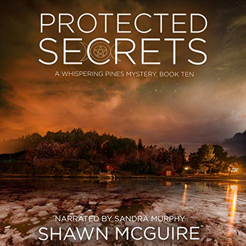 Protected Secrets Audiobook By Shawn McGuire cover art