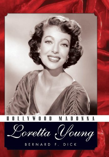 Hollywood Madonna: Loretta Young (Hollywood Legends Series) (English Edition)