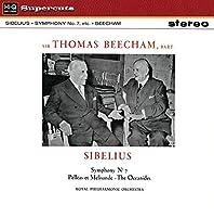 Sibelius: Symphony No 7 [12 inch Analog]