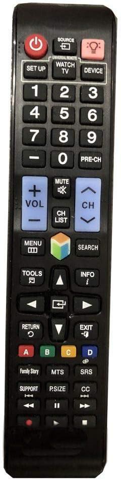 Easy Replacement Remote Control sale Fit UN65F7 for Max 40% OFF Samsung UN75F7100