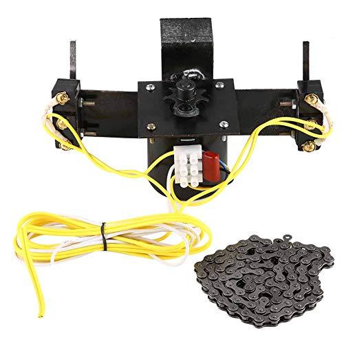 DERCLIVE 220V Hohe Effizienz Und Stabile Leistung Industrielle Automatische Inkubator Zubehör Ei Drehmotor-System mit 100Cm Kette