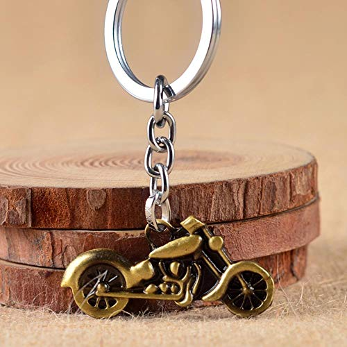WANG Metal Keychain German Scooter Keychain Car Keychain Pendant,2