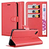 Cadorabo Book Case works with WIKO SUNNY 2 PLUS in CANDY