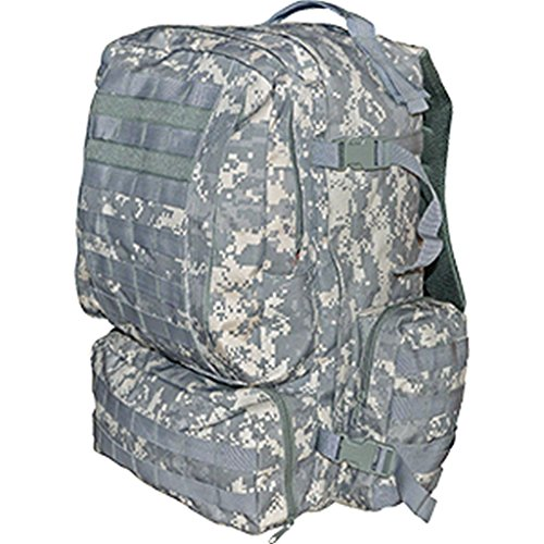 Commando Industries CI Transport Pack SP II ACU Camo Outdoor Sac de Transport Sac de Sport Sac à Dos à Dos