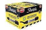 Sharpie Magnum - Marcador permanente (Negro, Negro,...