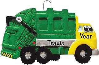 custom garbage truck