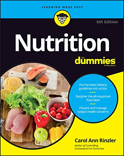 Compare Textbook Prices for Nutrition For Dummies 6 Edition ISBN 9781119130246 by Rinzler, Carol Ann