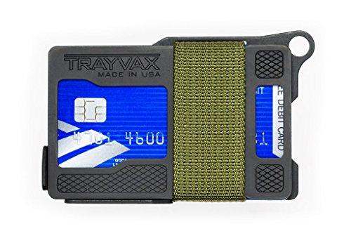 Trayvax Armored Summit Wallet (OD Green)