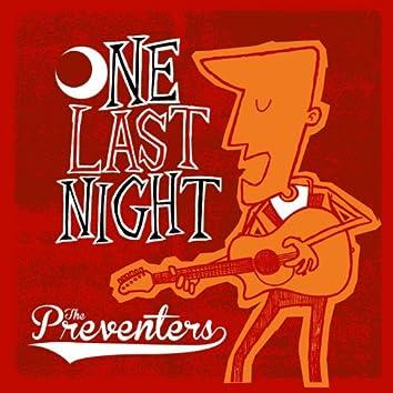 One Last Night - Single
