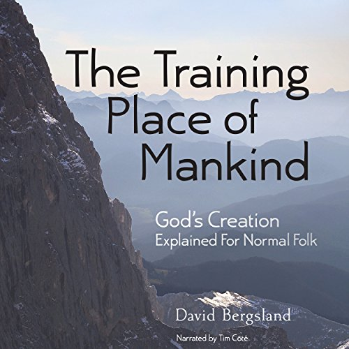 The Training Place of Mankind audiobook cover art