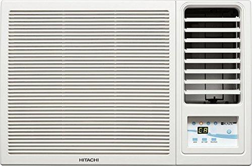 Hitachi 1.5 Ton 5 Star Window AC (Copper,KAZE PLUS RAW518KUDZ1 White)