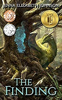 The Finding: The Legend of Oescienne (Book One) by [Jenna Elizabeth Johnson]