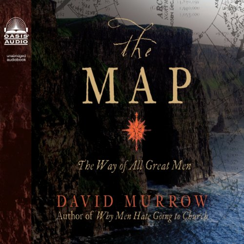 The Map audiobook cover art