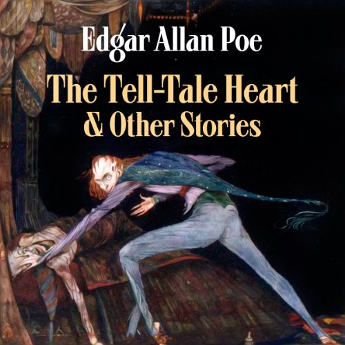 Edgar Allan Poe's The Tell-Tale Heart and Other Stories Titelbild