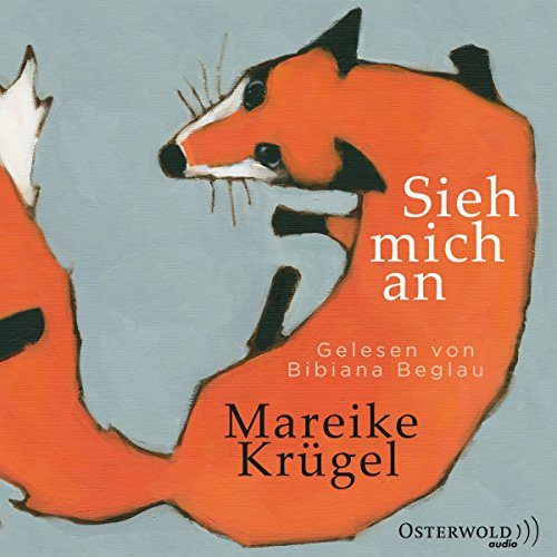 Sieh mich an audiobook cover art
