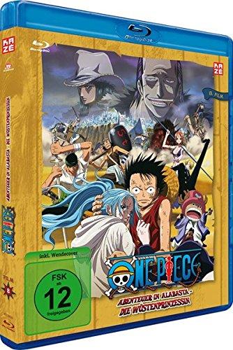 One Piece: Abenteuer in Alabasta - Die Wüstenprinzessin - 8. Film - [Blu-ray]