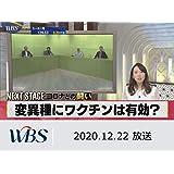 WBS 12月22日放送