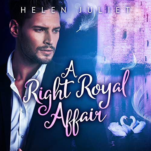 A Right Royal Affair audiobook cover art