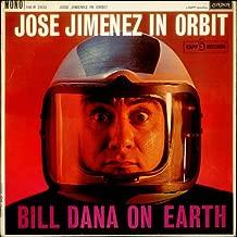 Jose Jimenez In Orbit