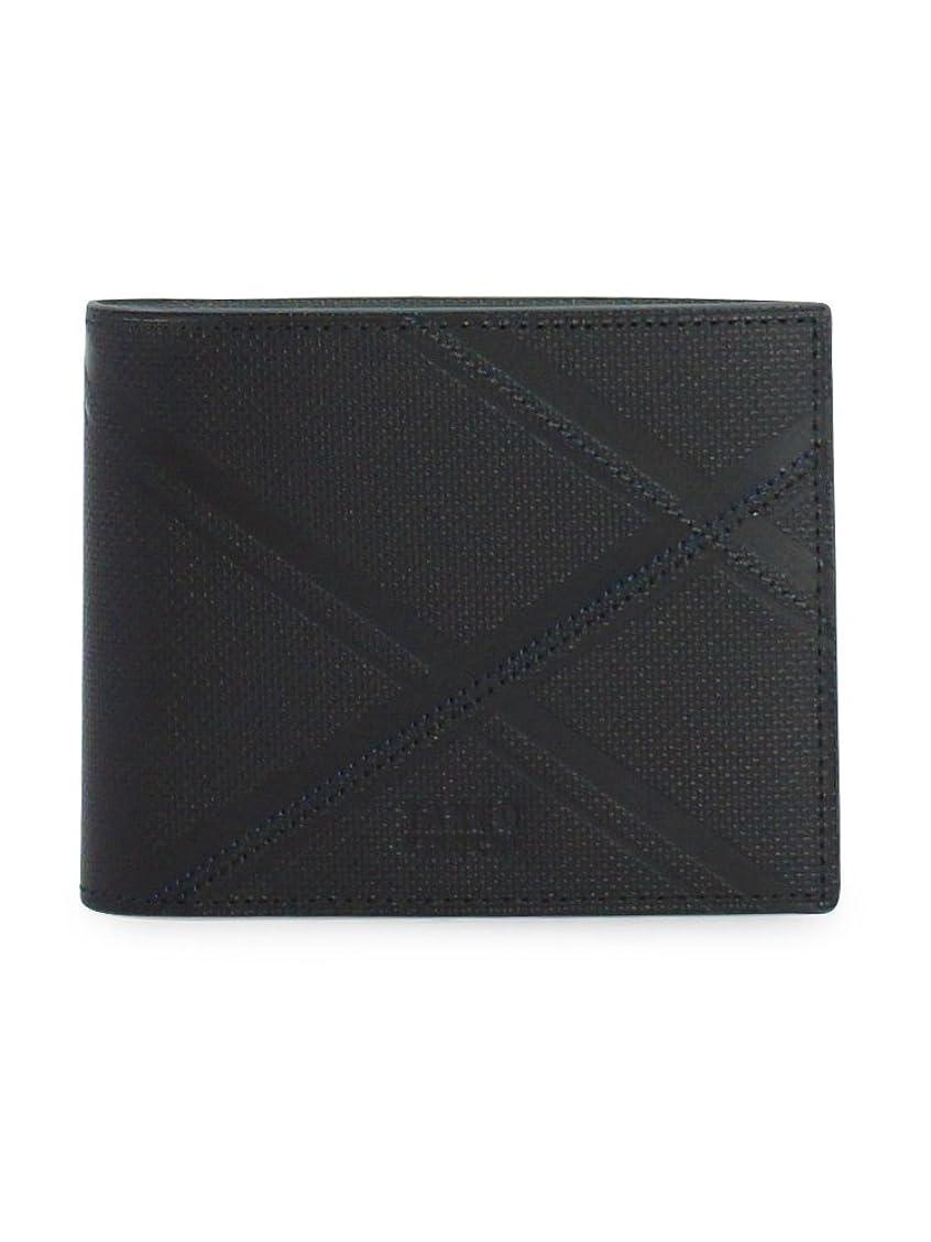 境界複雑霧[タケオキクチ] 二つ折り財布 ネクタイ メンズ 751624