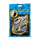 HeadBlade HB6 - Ricariche a sei lame X4