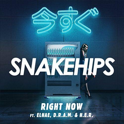 Snakehips feat. Elhae, H.E.R.  & Shelley FKA DRAM