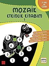 Mozaik Etkinlik Kitabim - 1