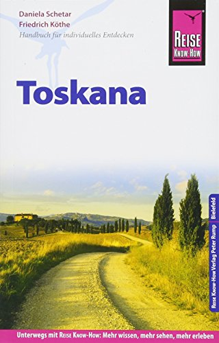 Preisvergleich Produktbild Reise Know-How Reiseführer Toskana