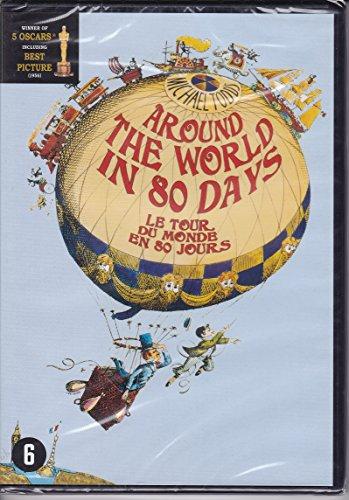 Le Tour Du Monde En 80 Jours [DVD] [1956]