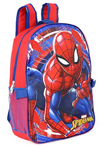 Product Image 5: Spiderman Marvel 16″ Backpack with Detachable Lunch Box