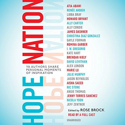 Hope Nation audiobook cover art