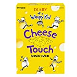 Diary of a Wimpy Kid Cheese Touch Game - Race to The Finish While Learning About Your Friends by Pressman