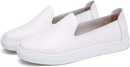 6b706f168a Luyomy Women Handmade Penny Coach Comfort Lofers,Women Slip on Leather  Loafers Flats