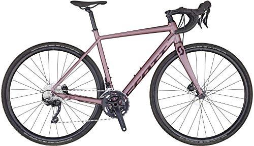 Scott Damen Contessa Speedster Gravel 25 Rennrad rosa 54