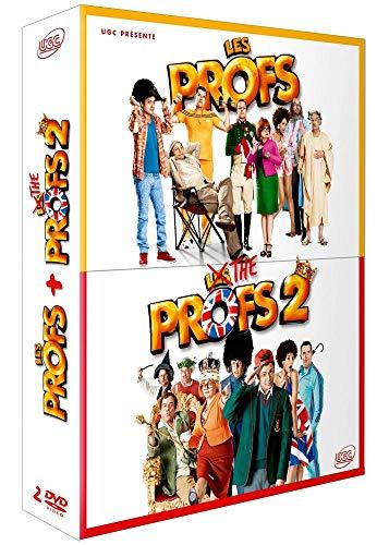 Les Profs + Les Profs 2 [Francia] [DVD]