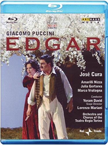 Edgar [Blu-Ray] [(+Booklet)]