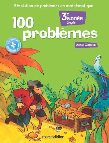 100 problèmes 3e année