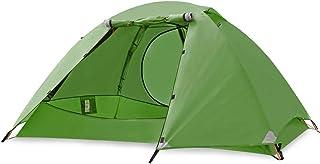 SKYLINKテント 4シーズンテント き アウトドアテント キャンプ 登山 ツーリング ドーム 高通気性 メッシュスクリーン 防風防水2~4人用