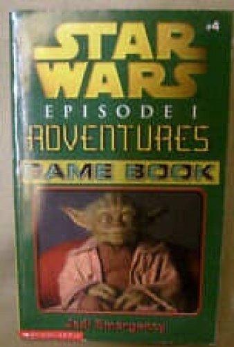 Jedi Emergency - Book  of the Star Wars Legends