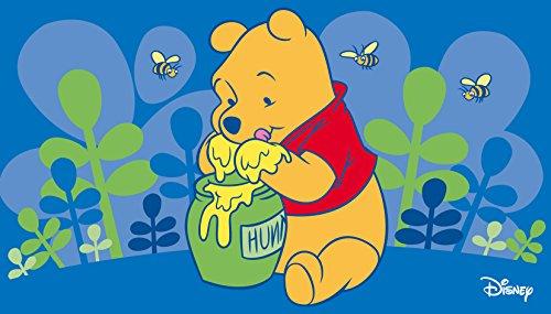 Tappeto per bambini tappeto per bambini con Winnie the Pooh/blu/tappeto da gioco tappeto/tappeto per bambini/bambini/bambini tappeto/tappeto/da parete modello tappeto per bambini Disney Winnie the Pooh orso/questo meraviglioso e tappeto per bambini con Winnie è di dimensioni 50x 80cm disponibile/questo tappeto per bambini piace la Kids im nu. In colori alla moda si presta allo attrazione in ogni cameretta. sooo dolce/è finalmente la cameretta eingezogen, saranno le piccole alle questo divertente motivo non si satt possiamo vedere. Colori Multicolore, porta questo tappeto una armoniosa Note in ogni cameretta e arricchisce da una moderna e l' allegro tocco di colore. Allo stesso tempo motivare anche per sognare, per imparare e sono così divertente, che il bambino si la sua che hanno Helle piacere è e non si può vedere nutrite. Le moderne Designs si adattano dabei ideale in la cameretta dei bambini di oggi e Deliziate grazie alla incredibile intensità colori