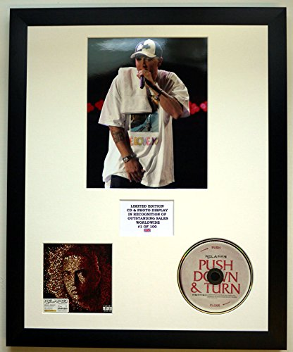 Eminem/Foto & CD Display LTD. Edition of The Album Relapse
