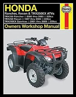 Best trx350fe service manual Reviews