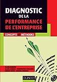 Diagnostic de la performance de l'entreprise - Concepts et méthodes